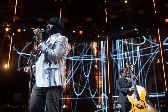 Gregory Porter Review - SOUTHEND THEATRE SCENE