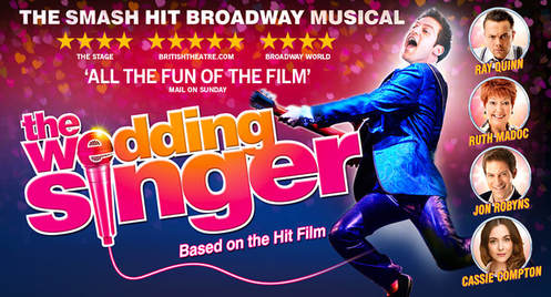 The Wedding Singer Cliffs Pavilion Southend On Sea